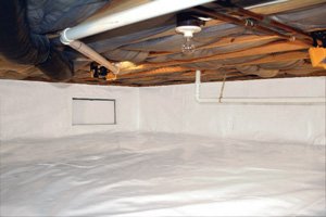Crawl Space Repair After in Florence