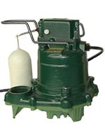 cast-iron zoeller sump pump systems available in Kingstree, South and North Carolina