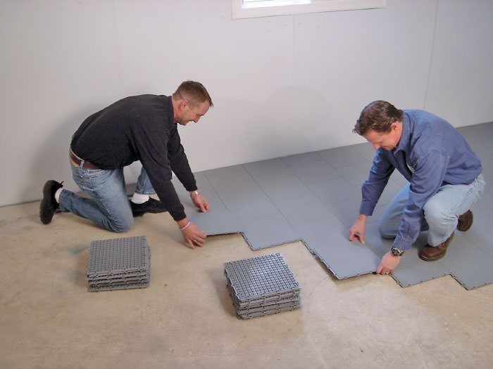 Thermaldry Waterproof Subfloor Tiles Myrtle Beach Sumter Heath