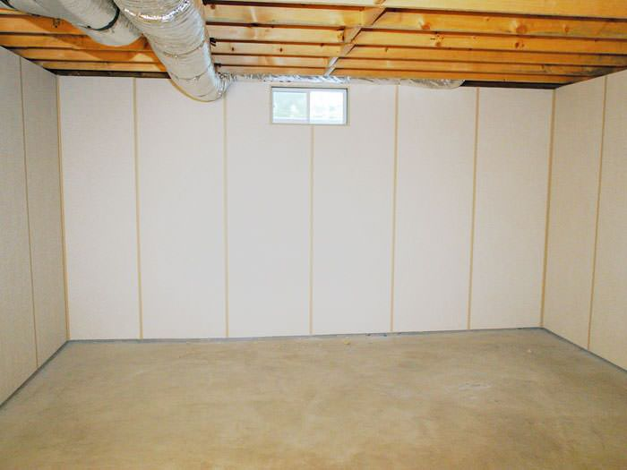 Insulated Basement Wall Panels in Florence Sumter Myrtle Beach